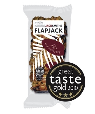 KendalJackSmiths Handmade Artisan Flapjack Date and Molasses
