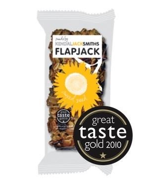 KendalJackSmiths Handmade Artisan Flapjack Mixed Seed